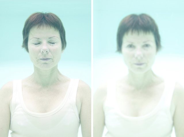 'A Shift in Sight, Sound Movement and Breath I' C-Type Lambda Print 2010